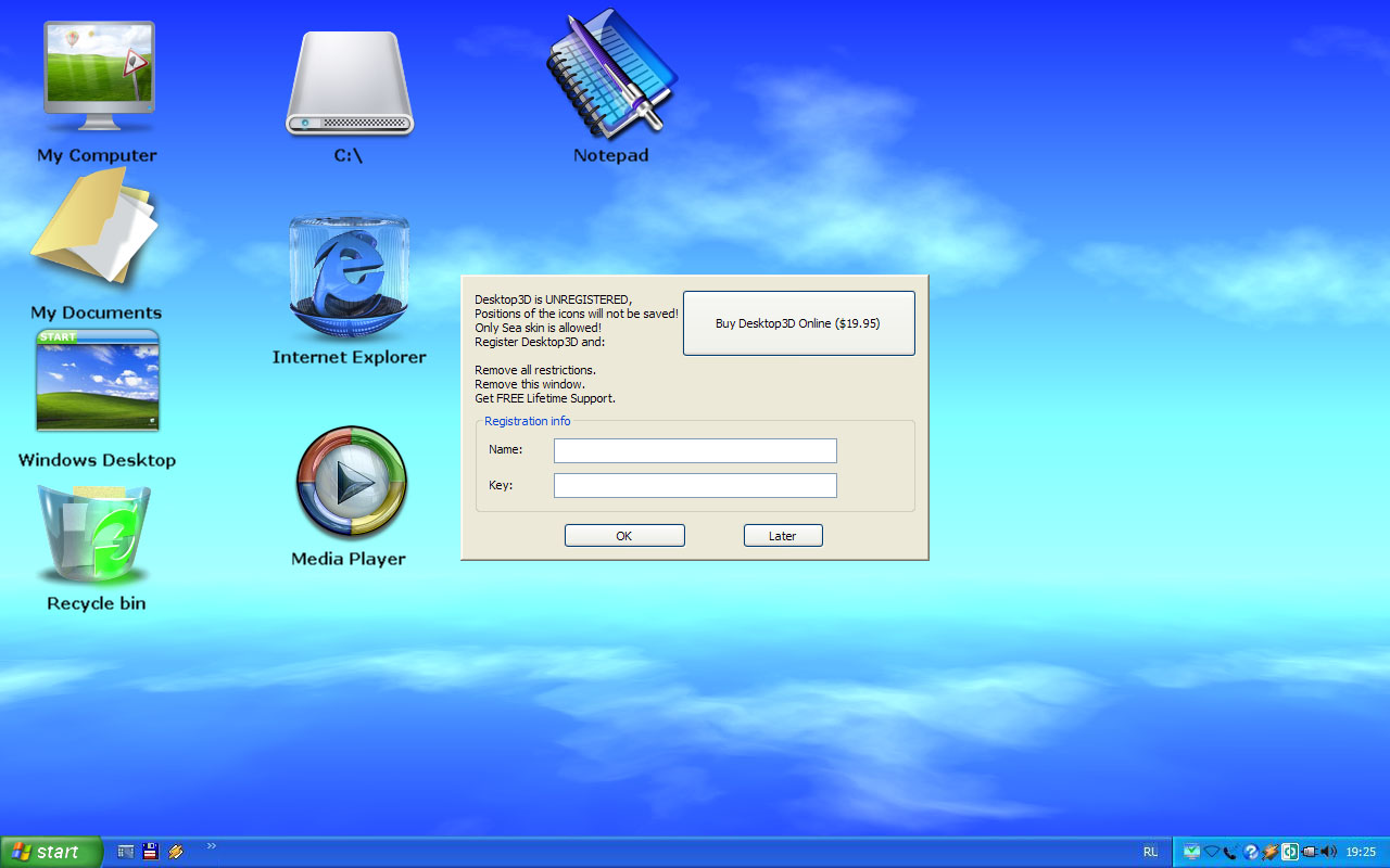 My Documents Windows Desktop